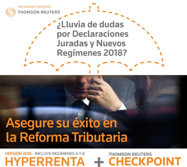 Asegure su éxito en la Reforma Tributaria