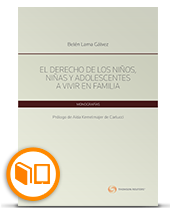 EL DERECHO DE LOS NIÑOS, NIÑAS Y ADOLESCENTES A VIVIR EN FAMILIA