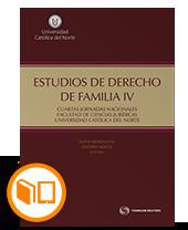 ESTUDIOS DE DERECHO DE FAMILIA IV