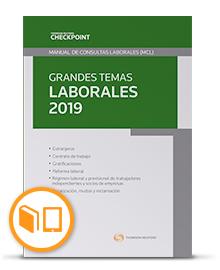 Grandes Temas Laborales 2019